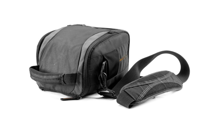 Small pouch camera bag